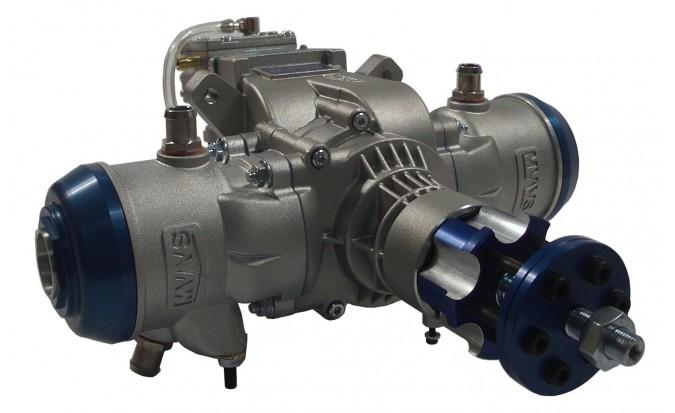 MVVS 116 IRS LC - kapalinou chlazený (bez chladiče)