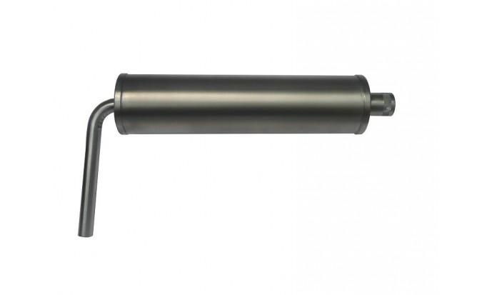 INT 80.04 výfuk pro 80/152/175cc - zadní výstup