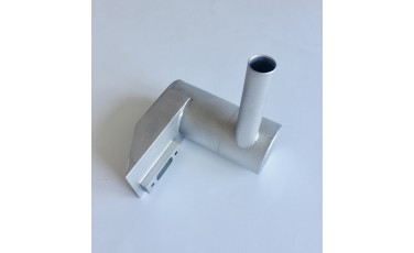 Exhaust compact for 30cc invert PITTS