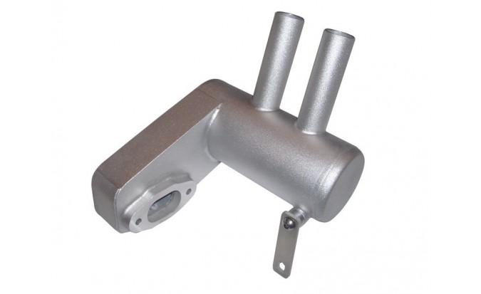 3211I - Kompaktní tlumič pro motor MVVS 80 cm3