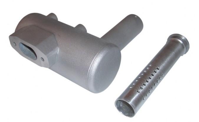 3211S - Kompaktní tlumič pro motor MVVS 80 cm3