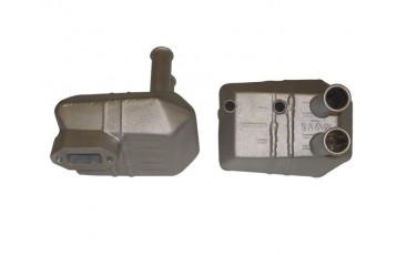 3210 - Compact exhaust for engine MVVS 116 cm3